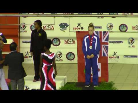 Xxx Mp4 XXX CCCAN Swimming Championships 2017 Girls 13 14 100m Freestyle Medal Ceremony 3gp Sex