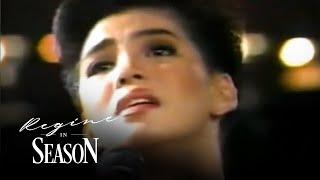 Regine Velasquez - Isang Lahi (Regine In Season Concert 1991)
