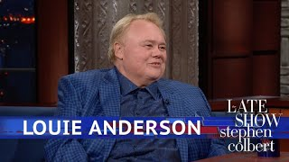 Louie Anderson Plays A Mom On TV Based On His Own Mother