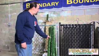 Boundary Slats Installation Part 2