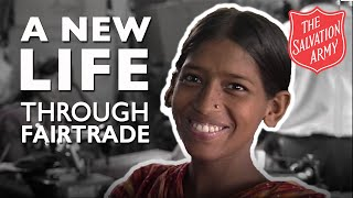 A Salvation Army Fairtrade Business in Bangladesh