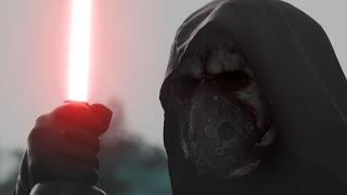 Epic Lightsaber Duel - Star Wars: The Force Awakens