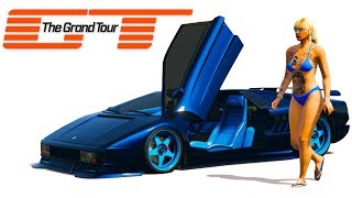 THE GRAND TOUR: ULTIMATE DRIFT CARS - GTA 5 GRAND TOUR SPENDING SPREE!!!!