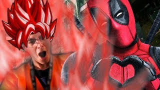 Goku VS Deadpool