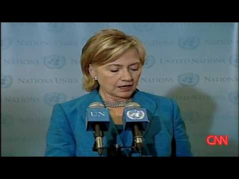 Hillary Clinton on Thailand Politics