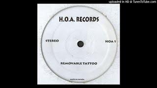 Sade - Removable Tattoo (Mix 2)