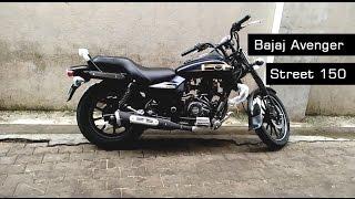 Bajaj Avenger Street 150 At Showroom GoDown | 2015 - 2016 | India