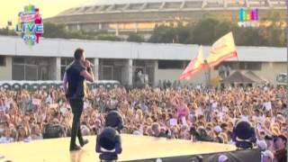 Sergey Lazarev - Europa+ LIVE 2012, ч.2