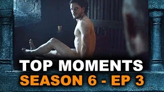 Game of Thrones Season 6 Episode 3 REVIEW
