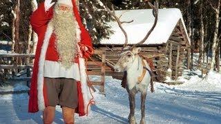 Lapônia do Papai Noel / Pai Natal - Finlandia - Rovaniemi - Círculo Polar Ártico