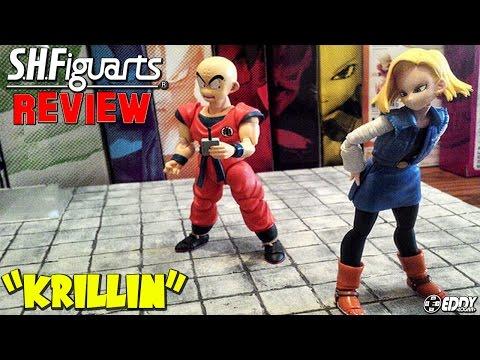 NUMERO 18 hazme el Amor Krillin Dragon Ball Z Revision