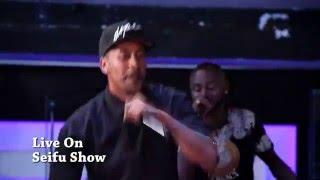 Lij Michael  Faf - Zemenay Mariye Live ( Ethiopian Hip hop )