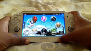 How to get free themes for PS Vita.