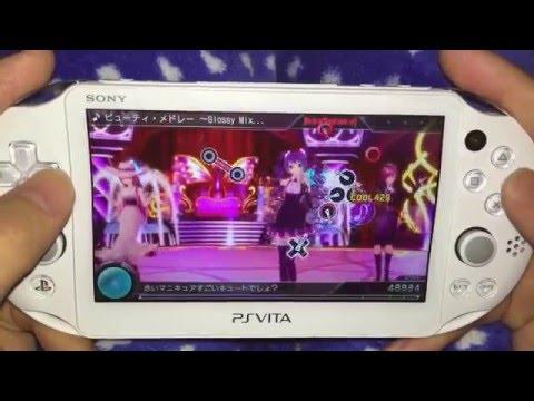 【初音ミク project DIVA X】 - ビューティ•メドレー ~Glossy Mixture~ PERFECT