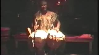 intro Arafan Toure Melkweg 2000