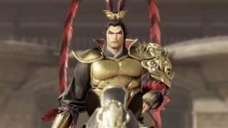 Dynasty Warriors 9 - Lu Bu at Hu Lao Gate  真・三國無雙8 呂布 虎牢關