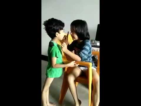 Xxx Mp4 Cute Sister Trying To Make Understand Her Little Brother 3gp Sex
