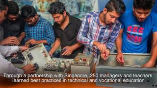 Helping Youth in Bangladesh STEP Up to Better Jobs
