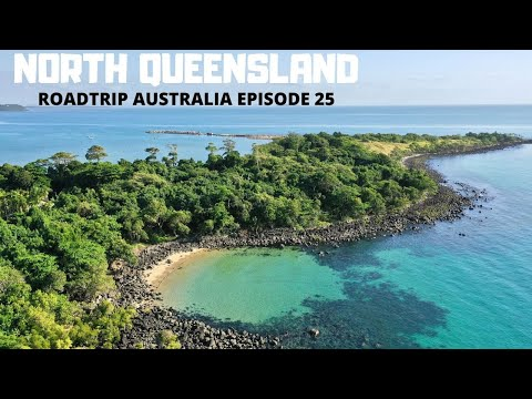 CAIRNS TO THE WHITSUNDAYS OUR NEW FAVOURITE CAMP IN NORTH QUEENSLAND Roadtrip Australia Ep. 25