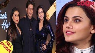 SRK, Kajol & Rani on
