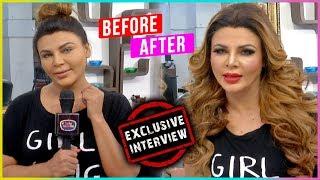 Rakhi Sawant AMAZING Make Up Transformation | EXCLUSIVE