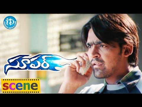Super Movie - Ayesha Takia, Nagarjuna Love Scene
