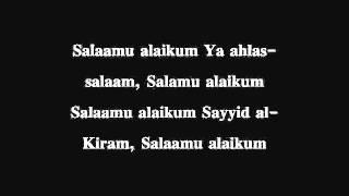 Sami Yusuf - Salaam Lyrics (By AllamYassine)