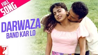 Darwaza Band Kar Lo - Full Song | Darr | Sunny | Juhi | Abhijeet Bhattacharya | Lata Mangeshkar