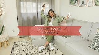 FAVORITOS FEBRERO-CRISTINA CERQUEIRAS (17-02-19)