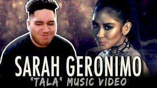 Sarah Geronimo - TALA (Official Music Video) REACTION!!!