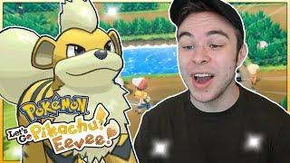 FIRST SHINY POKEMON! Pokémon Let
