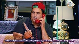 """أضحك من قلبك مع الفنان """" أكرم حسني """" #تعشبشاي"""