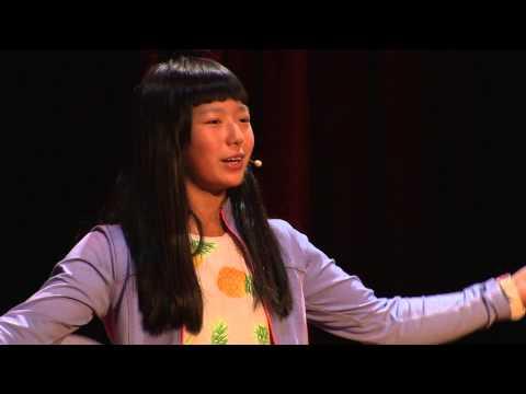 Xxx Mp4 Just Climb Through It Ashima Shiraishi TEDxTeen 3gp Sex