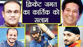 India vs Bangladesh Nidahas Final: Cricket World reacts on India's Victory। वनइंडिया हिंदी