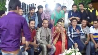 Mahiya Mahi's Wedding Party