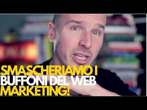 Smascheriamo i Buffoni del Web Marketing