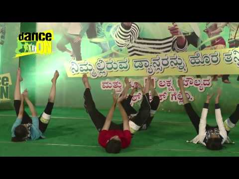 7Up DanceON2013 - Bangalore - Round 1 Wildcard - 70 Mirrors