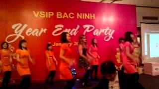 Nobody - VSIP BN hot man & girls