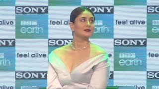 Kareena Kapoor's dress has a narrow escape from viral slip-over