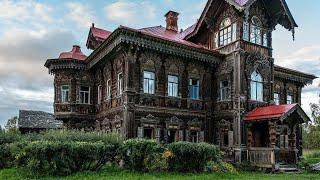Rusya'da Ev ve Sokaklar l Klasik Rus Evleri l Kira Ücretleri