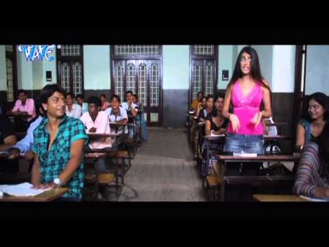 Funny Student - Devar Bhabhi | Pawan Singh | Filmy Comdey