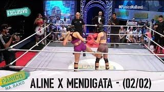 PANICATS: ALINE MINEIRO X MENDIGATA (02/02)