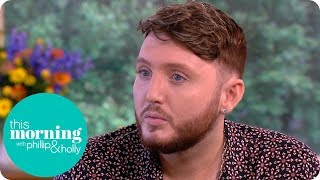 James Arthur Talks Openly About His Battle With Anxiety and Addiction | This Morning