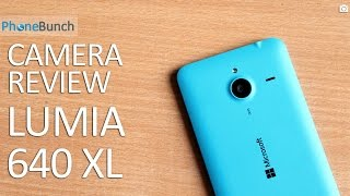 Microsoft Lumia 640 XL Camera Review and Comparison with Samsung Galaxy Grand Max