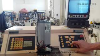 Micro Automation M 1100 Dicing Saw #56325