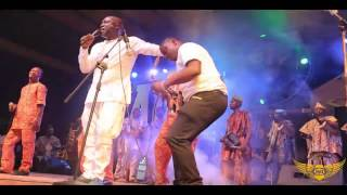 Video: ADEWALE AYUBA, shut's Down Felabration 2016 as he closed the show on the Last Day
