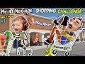 Download Video HELLO NEIGHBOR SHOPPING CHALLENGE! NEW HOUSE TOUR + WalMart Has EVIL Mannequins! (FGTEEV Beta 3 #1) 3GP MP4 FLV