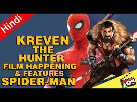 Kraven the Hunter Film Is Happening [Explained In Hindi]