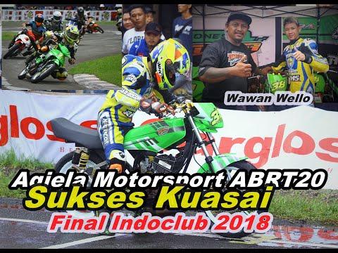 Xxx Mp4 Tim Aqiela Motorsport ABRT20 Sukses Rajai Underbone Amp RX King Final INDOCLUB Championship 2018 3gp Sex