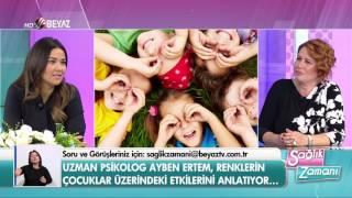 Psikolog Ayben Ertem - Beyaz TV Sağlık Zamanı 10.06.2017